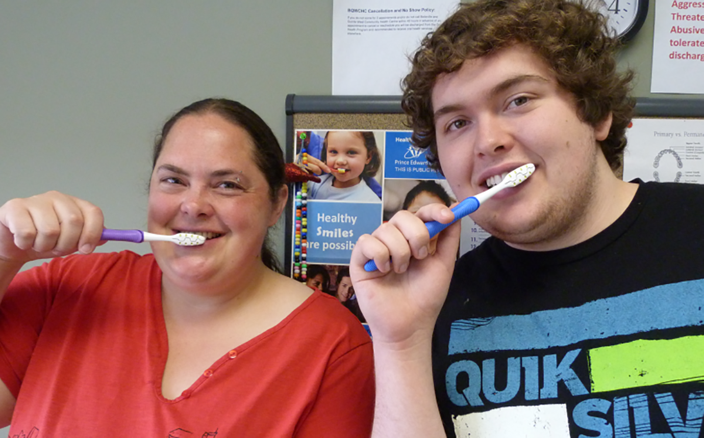 Oral Health | Belleville and Quinte West Community Health Centre